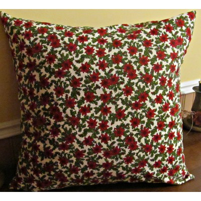 Cushion - The Poinsettia